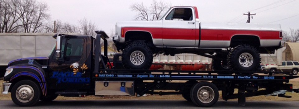 Eagle Towing Slider 3