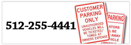 Impound phone number